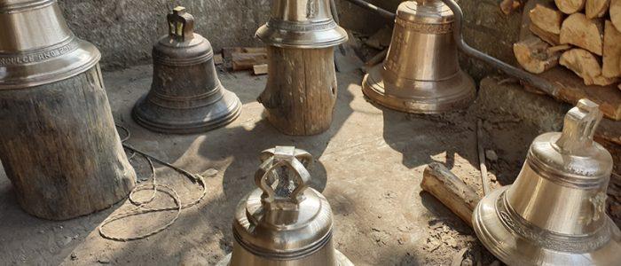 Campanas Para Iglesia de Cobre, Bronce y Estaño 3